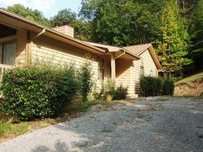 Sharps Chapel TN Single Family Home Closed: $158,000