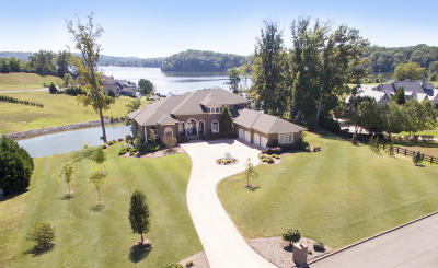 Blount County, Knox County, Loudon County, Monroe County Single Family Home For Sale: 3753 Jackson Bend Drive