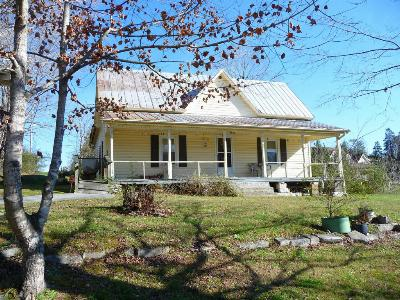 New Tazewell TN Single Family Home Closed: $187,000