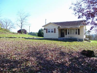 New Tazewell TN Single Family Home Closed: $145,000