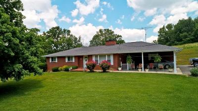 Cocke County Single Family Home For Sale: 1911 Holt Town Rd