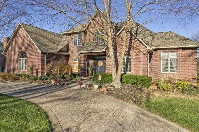 Oak Ridge Single Family Home For Sale: 107 Center Park Lane