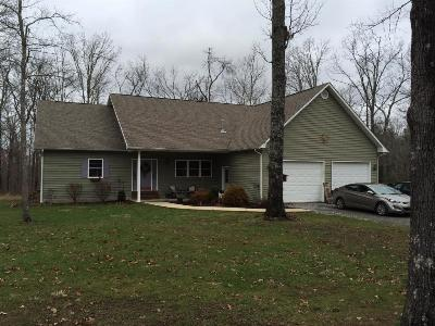 Single Family Home Sold: 675 Tabletop Road Rd