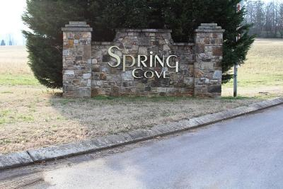 Meigs County, Rhea County, Roane County Residential Lots & Land For Sale: Spring Cove Lane #2
