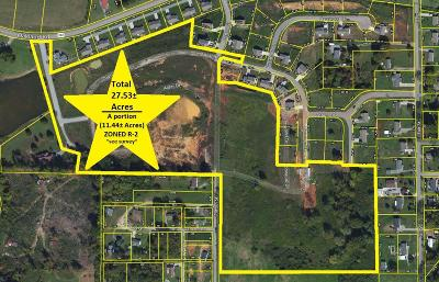 Blount County, Loudon County, Monroe County Residential Lots & Land For Sale: Oakland Rd