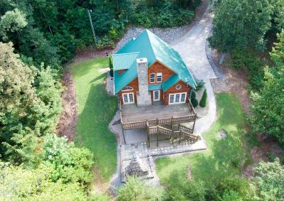 Tellico Plains Single Family Home For Sale: 162 Cherokee Winds Dr.