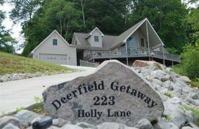 Lafollette Single Family Home For Sale: 223 Holly Lane