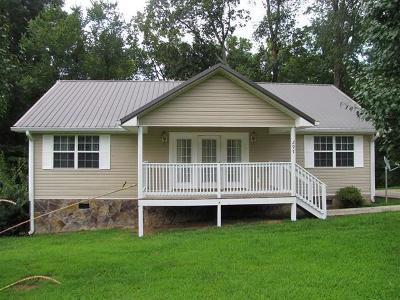Meigs County, Rhea County, Roane County Single Family Home For Sale: 297 Indian Shores Drive
