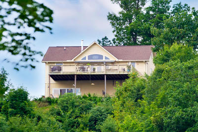 Lone Mountain Shores Single Family Home For Sale: 188 Ridgecrest Drive