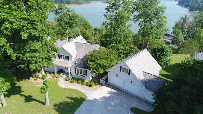 Lafollette Single Family Home For Sale: 229 Deer Meadow Circle