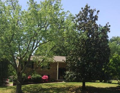 Knoxville TN Single Family Home Closed: $230,000