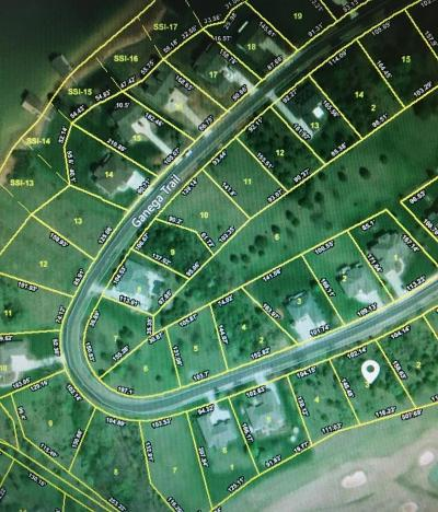 Kahite, Kahite Of Tellico Village, Kahite Tellico Village, Kahitie, Kathite, Tellico Village Residential Lots & Land For Sale: Lot 3 Block 1 Ganega Tr