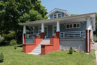 Single Family Home Sold: 717 Byrd St