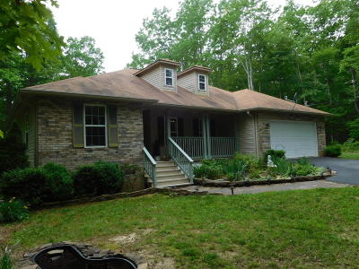 Single Family Home Sold: 1740 Huckleberry Rd