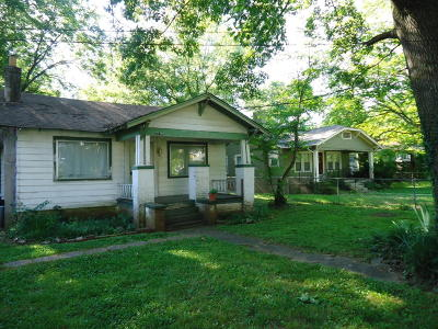 Single Family Home Closed: 3110 Sevier Ave