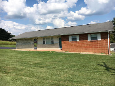 Claiborne County Single Family Home For Sale: 2041 Old Highway 25e