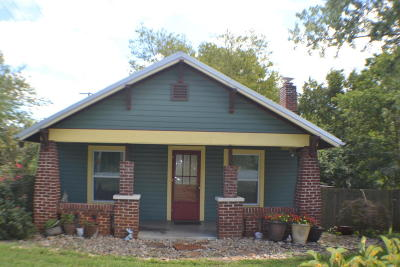Knoxville TN Single Family Home Sold: $112,500