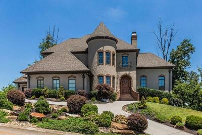 Knoxville Single Family Home For Sale: 10023 Winter Sun Lane