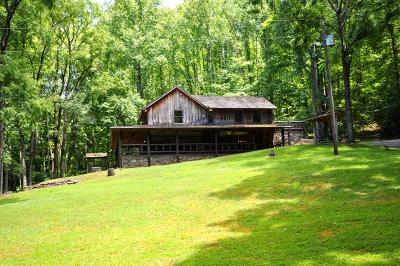 Townsend TN Single Family Home For Sale: $750,000