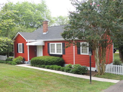 Knoxville TN Single Family Home Closed: $198,500