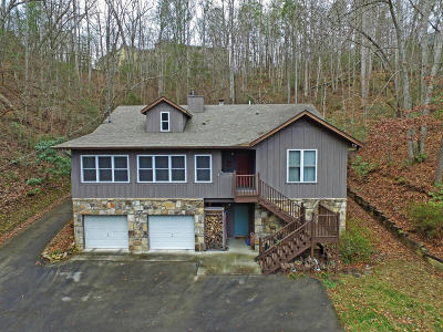 Gatlinburg Single Family Home For Sale: 407, 405, 41 Autumn Lane