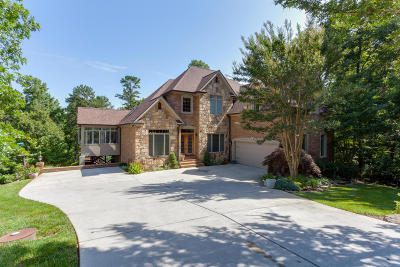 Single Family Home For Sale: 112 Creekwood Court