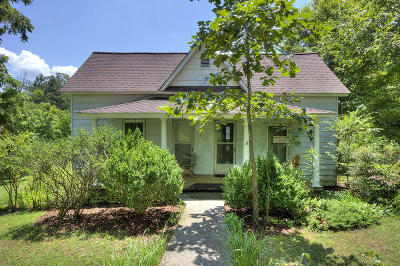 Greenback Single Family Home For Sale: 3450 Brooks Rd