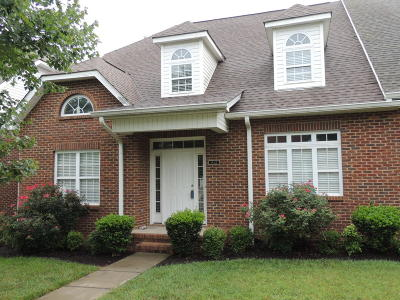 Knoxville TN Single Family Home Closed: $295,000