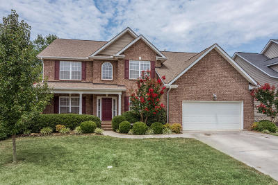 Knoxville TN Single Family Home Closed: $273,000