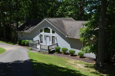 Lafollette Single Family Home For Sale: 116 Big Pine Point
