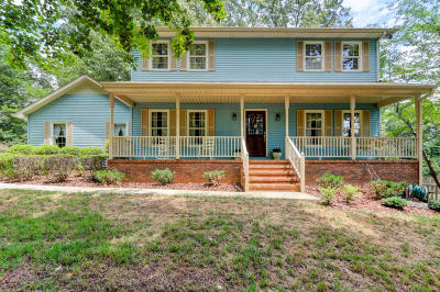 Morristown Single Family Home For Sale: 1755 Canterbury Drive