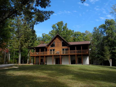 Lafollette Single Family Home For Sale: 1156 Big Creek Rd