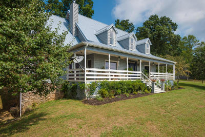 Whitesburg Single Family Home For Sale: 432 Mount Zion Rd