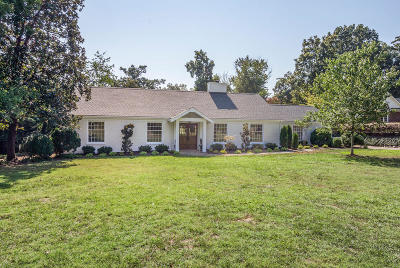 Knoxville TN Single Family Home Sold: $552,500