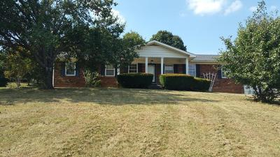 Claiborne County Single Family Home For Sale: 1704 Lynn St