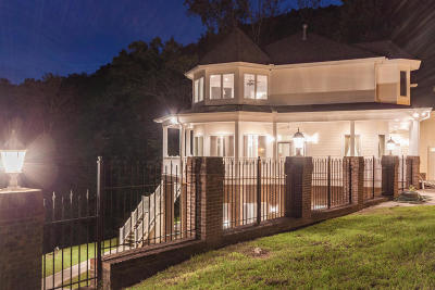 Campbell County, Claiborne County, Union County Single Family Home For Sale: 1073 Lakeview Drive