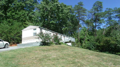 Tazewell TN Single Family Home For Sale: $45,000