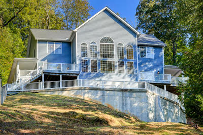 new tazewell Single Family Home For Sale: 265 Jacks Bluff Rd
