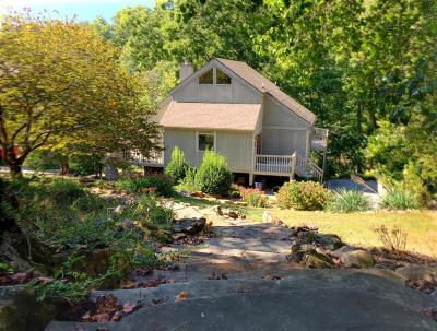 Lafollette Single Family Home For Sale: 406 Whitetail Lane