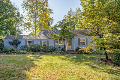 Single Family Home Sold: 409 Highland Hills Rd