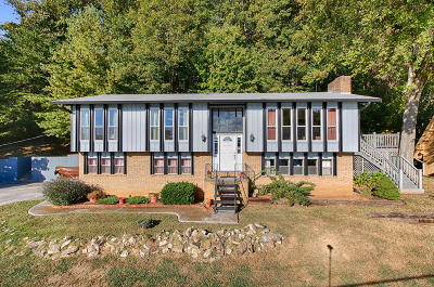 Single Family Home For Sale: 2212 Jones Bend Rd