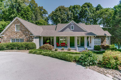 Single Family Home Closed: 177 Hiwassee Point