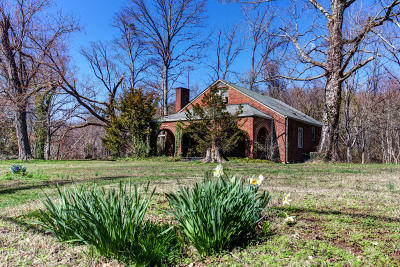Knoxville Single Family Home For Sale: 4705 Beaver Ridge Rd Rd