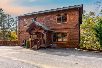 Gatlinburg Single Family Home For Sale: 810 Great Smoky Way