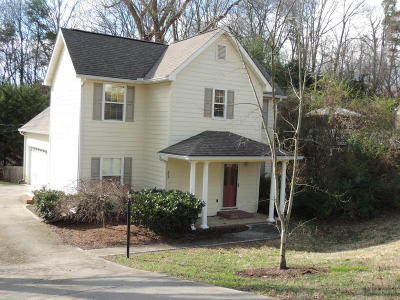 Knoxville TN Single Family Home Closed: $289,900