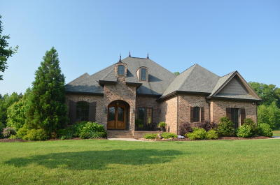 Oak Ridge Single Family Home For Sale: 127 Rock Bridge Greens Blvd