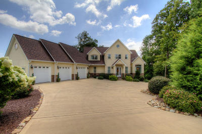 Vonore TN Single Family Home For Sale: $1,750,000