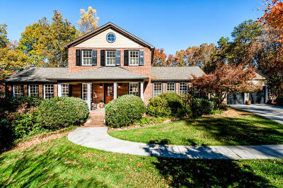 Knoxville Single Family Home For Sale: 3511 Topside Rd