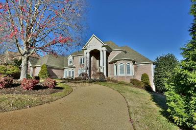 Knoxville Single Family Home For Sale: 10239 Thimble Fields Drive