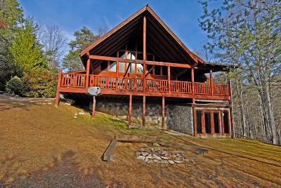 Blount County, Loudon County, Monroe County Single Family Home For Sale: 1257 Little Round Top Way